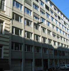 Büroflächen beim Belvedere