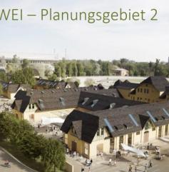 VIERTEL ZWEI | DENK DREI | Planungsgebiet 2  | PROJEKT